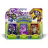 Skylanders Swap Force - Triple Character Pack - Dune Bug, Cynder, Terrafin (PS4/Xbox 360/PS3/Nintendo Wii/3DS)