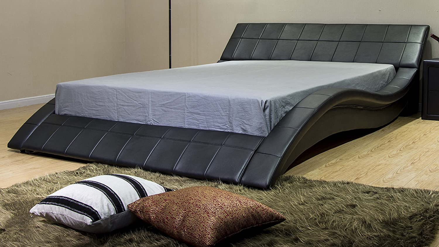 Top 8 Best Curved Platform Beds Reviews in 2020 34