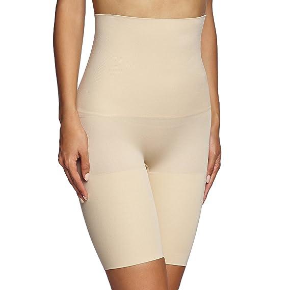 Maidenform Sleek Smoothers-Hi-Waist Short Pantalones moldeadores para Mujer