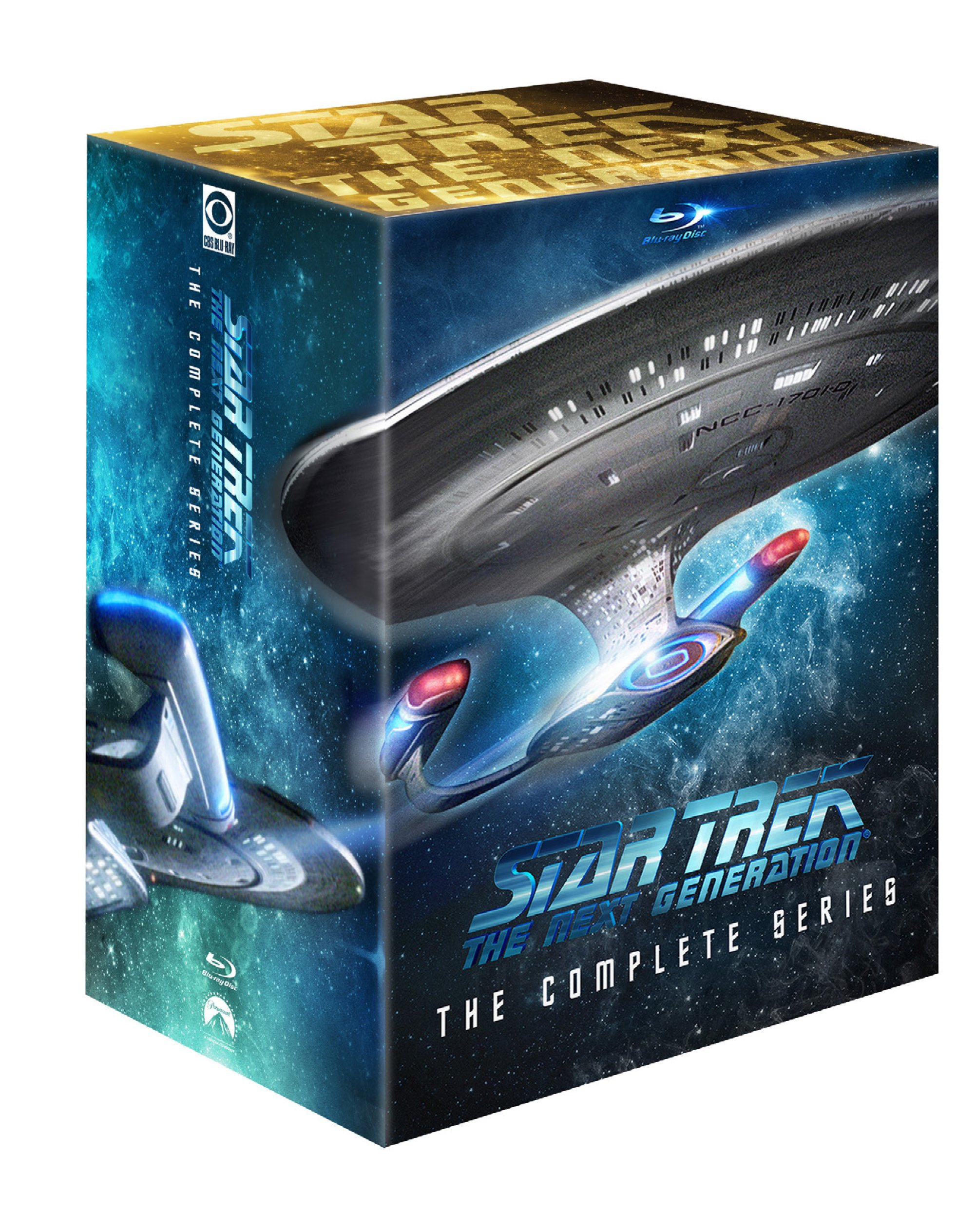 Star Trek: The Next Generation - The Complete Series [Blu-ray] by Paramount