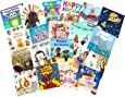 20 BIRTHDAY CARDS FOR CHILDREN