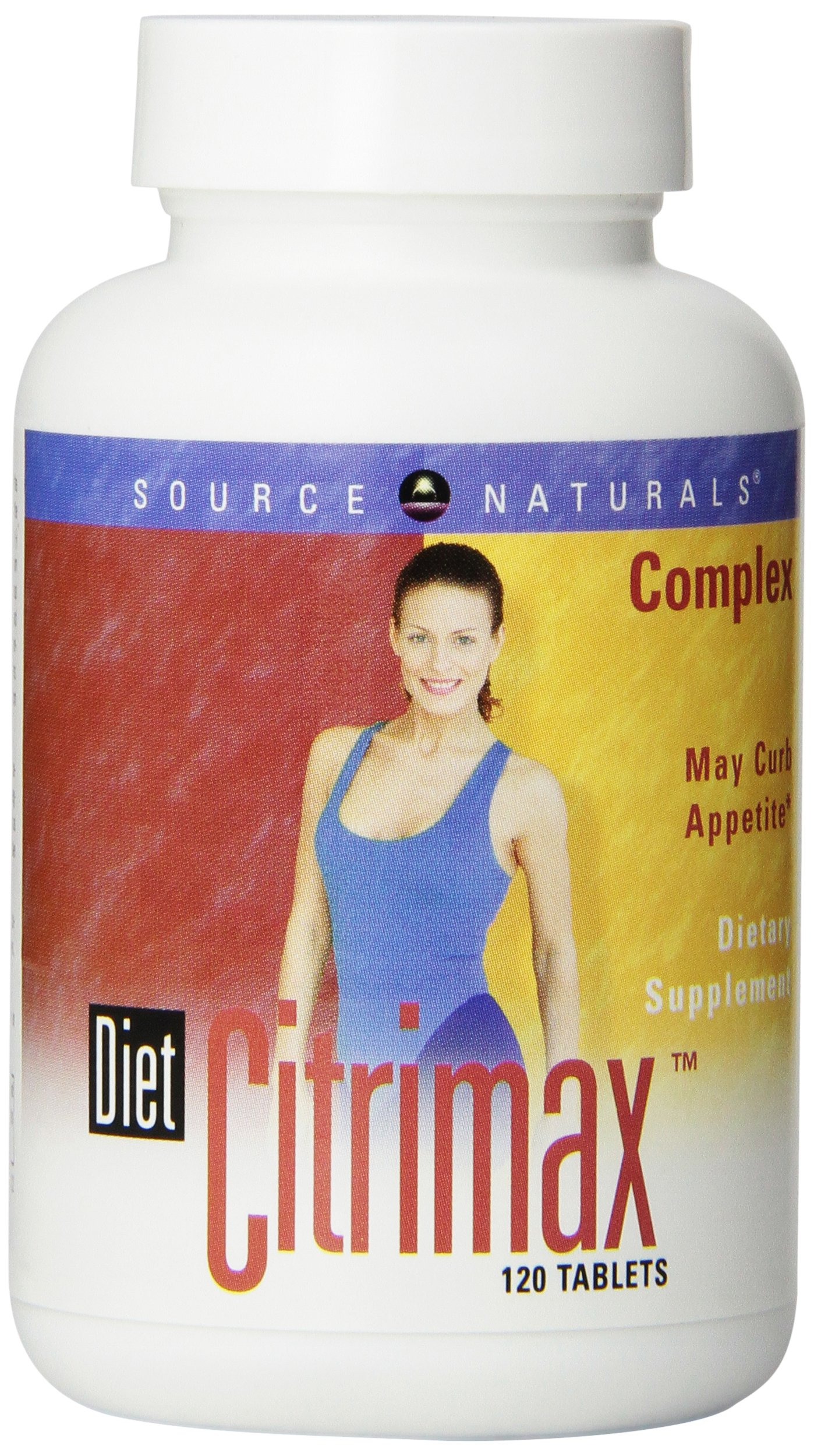 Source Naturals Diet Citrimax Complex, May Curb Appetite,120 Tablets
