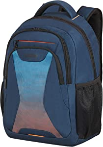 American Tourister Laptop Backpacks, Blue Gradation, 15.6 Zoll (45 Centimeters-25 L)