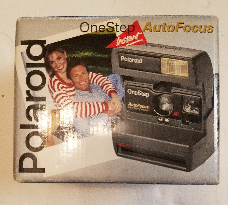 Polaroid One Step Auto Focus Instamatic 600 Film Camera
