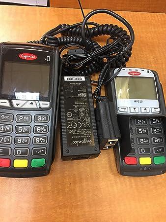Amazon.com: comm Dual con lector de tarjeta inteligente/EMV ...