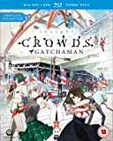 Gatchaman Crowds Insight DVD/Blu-ray Combo Pack