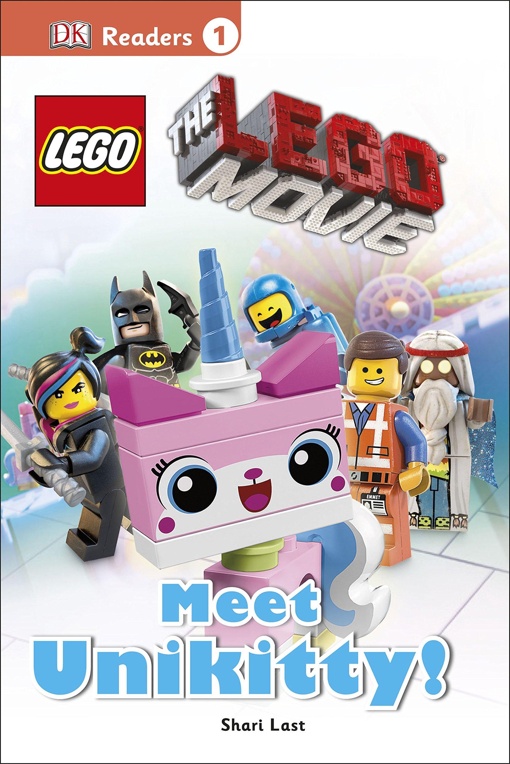 Read Online DK Readers L1: The LEGO Movie: Meet Unikitty! ebook