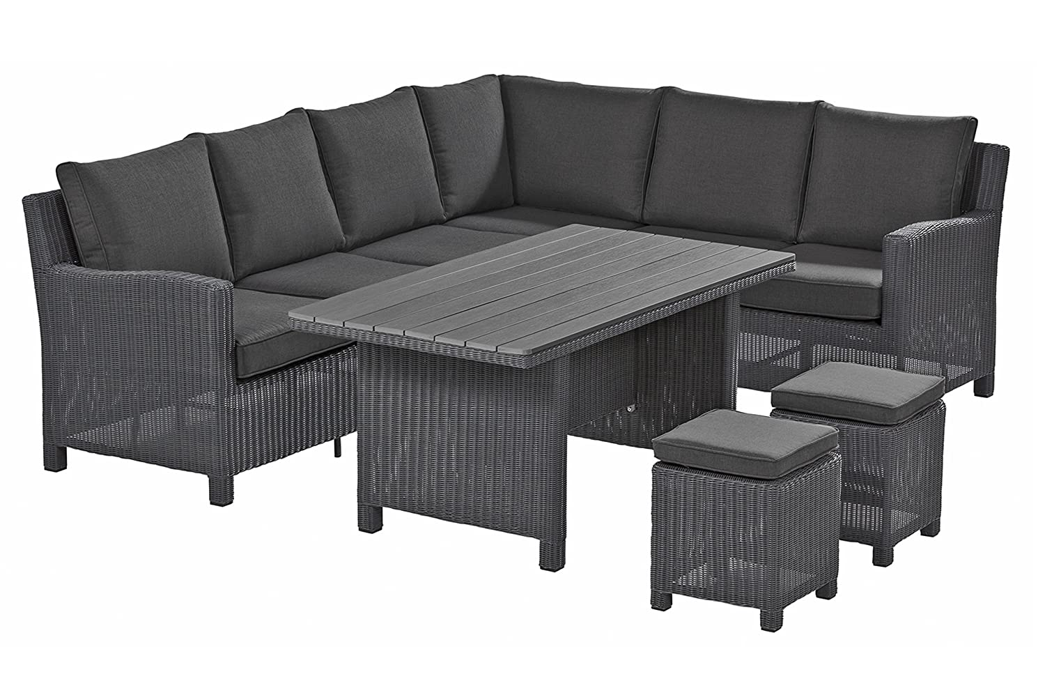 kettler lounge gruppe palma casual dining set aus. Black Bedroom Furniture Sets. Home Design Ideas
