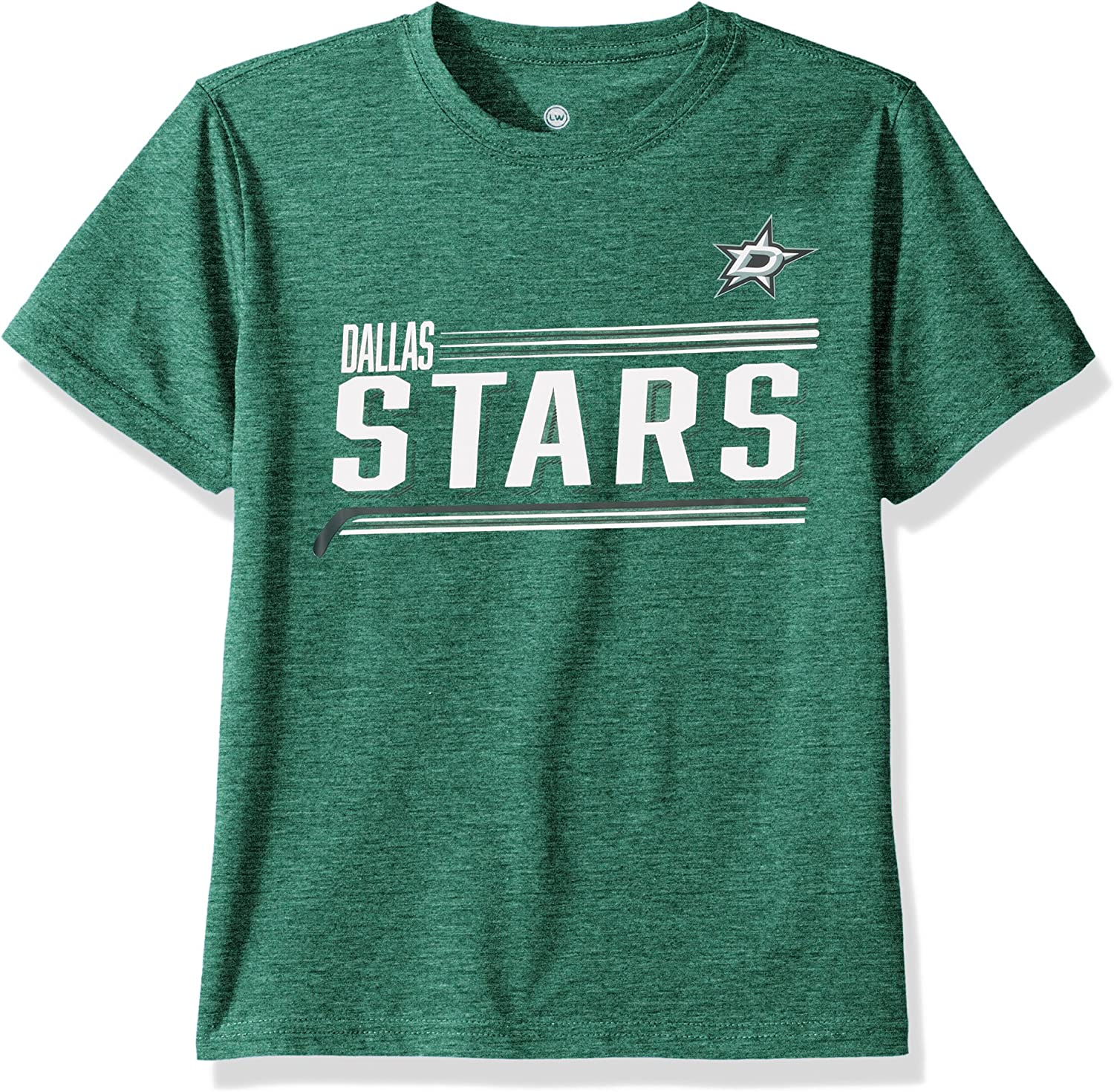 NHL Youth Icing Name /& Number Tee