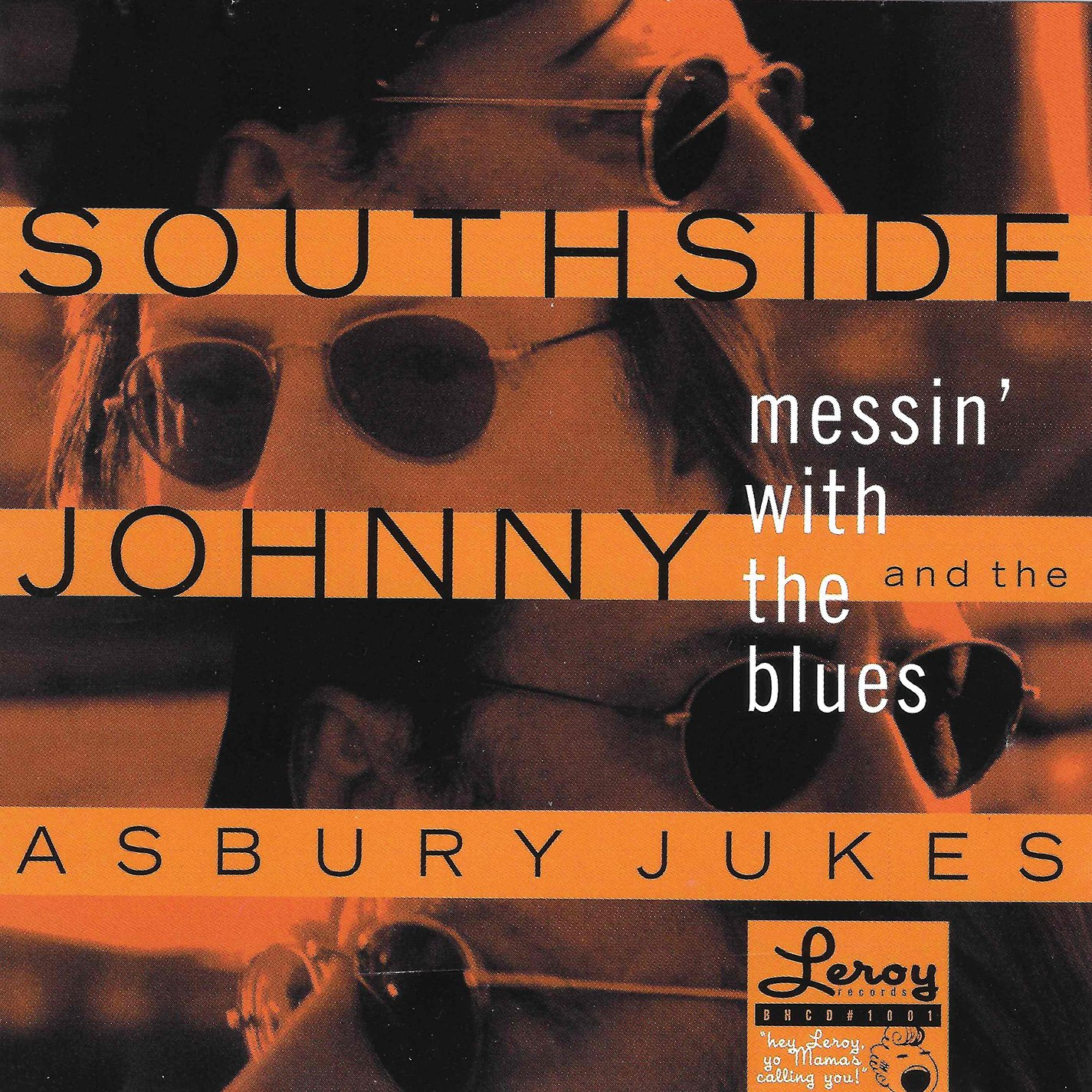 Southside Johnny & Asbury Jukes - Messin With The Blues (CD)