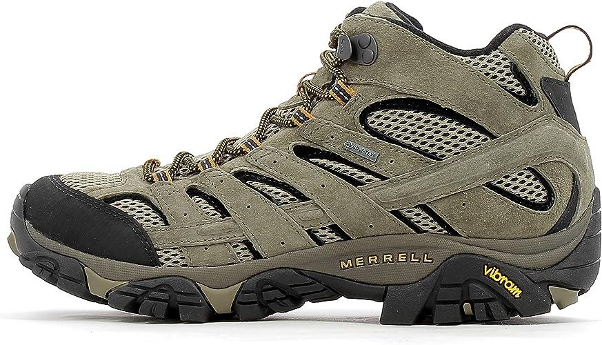 Merrell Men's Moab 2 Lrt Mid Gtx High