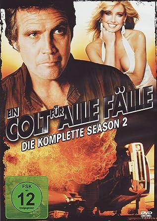 Ein Colt für alle Fälle - Die komplette Season 2 6 DVDs