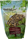 Food to Live Organic Walnuts (Raw, No Shell) (1 Pound)