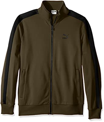 92d48dc4b48d PUMA Men s Archive T7 Track Jacket at Amazon Men s Clothing store