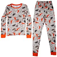Amazon Price History for:Prince of Sleep Pajamas for Boys Snug-Fit Cotton Kids' PJ Set