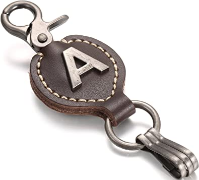 Alphabet keychains letters A-J
