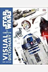 Star Wars The Complete Visual Dictionary New Edition Hardcover