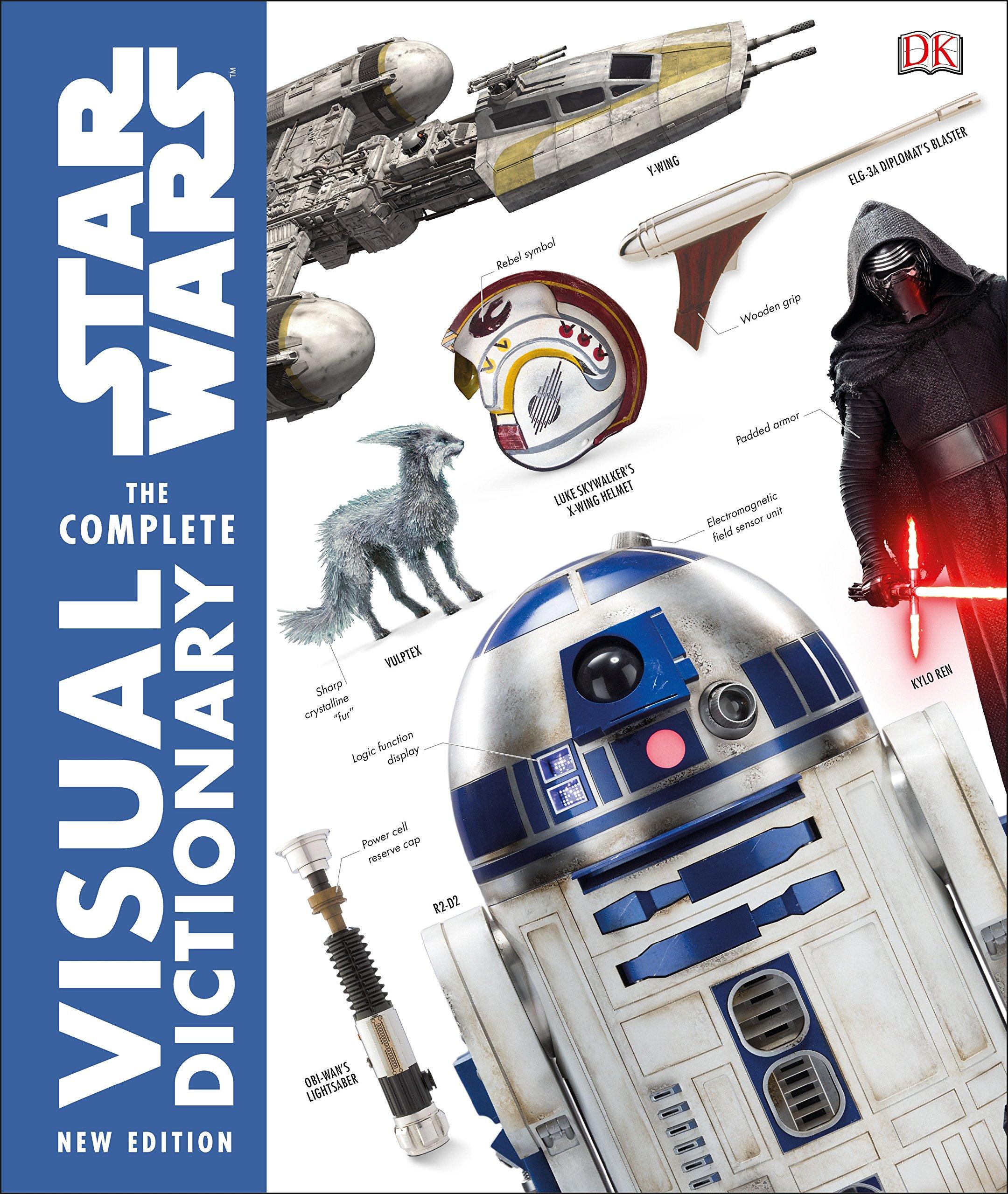 New Edition LEGO Star Wars Visual Dictionary