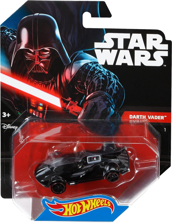 Hot Wheels character cars Star Wars Darth Vader dtb03