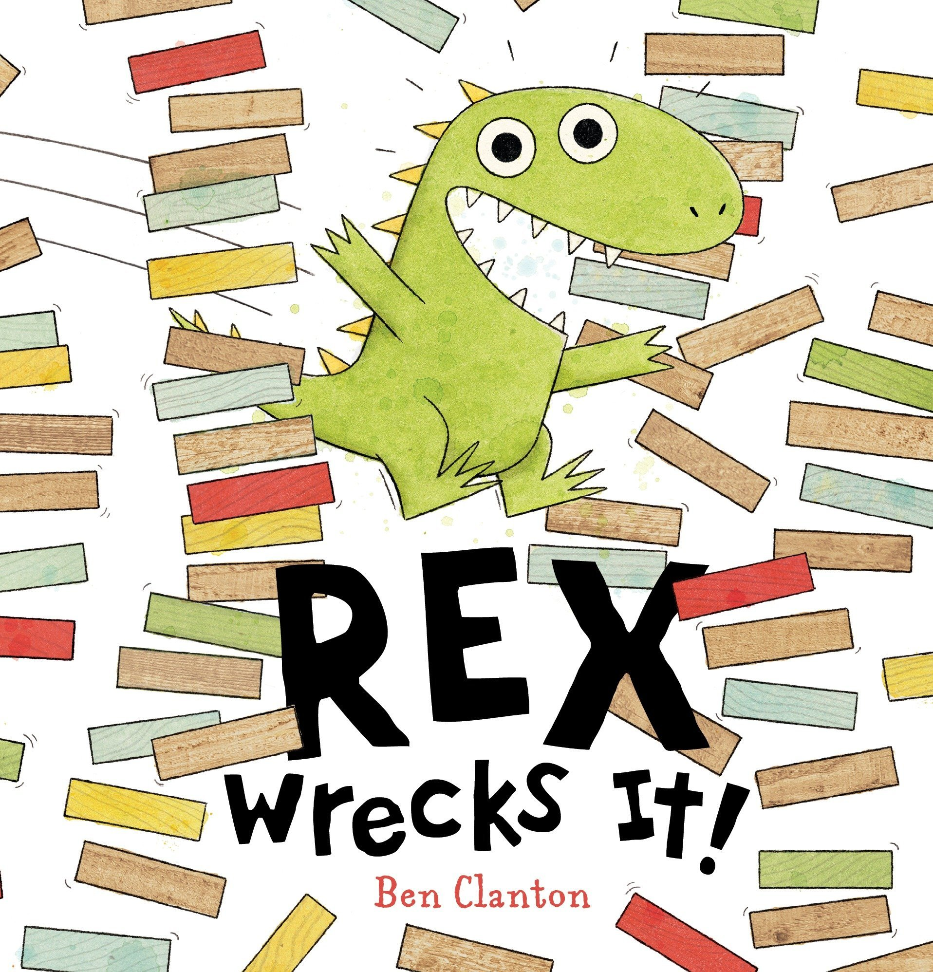 Image result for Rex Wrecks It!