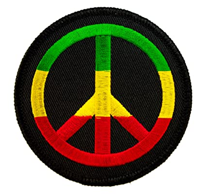 Amazon Peace Symbol Rastafarian Rasta Reggae Clothing Or Gear