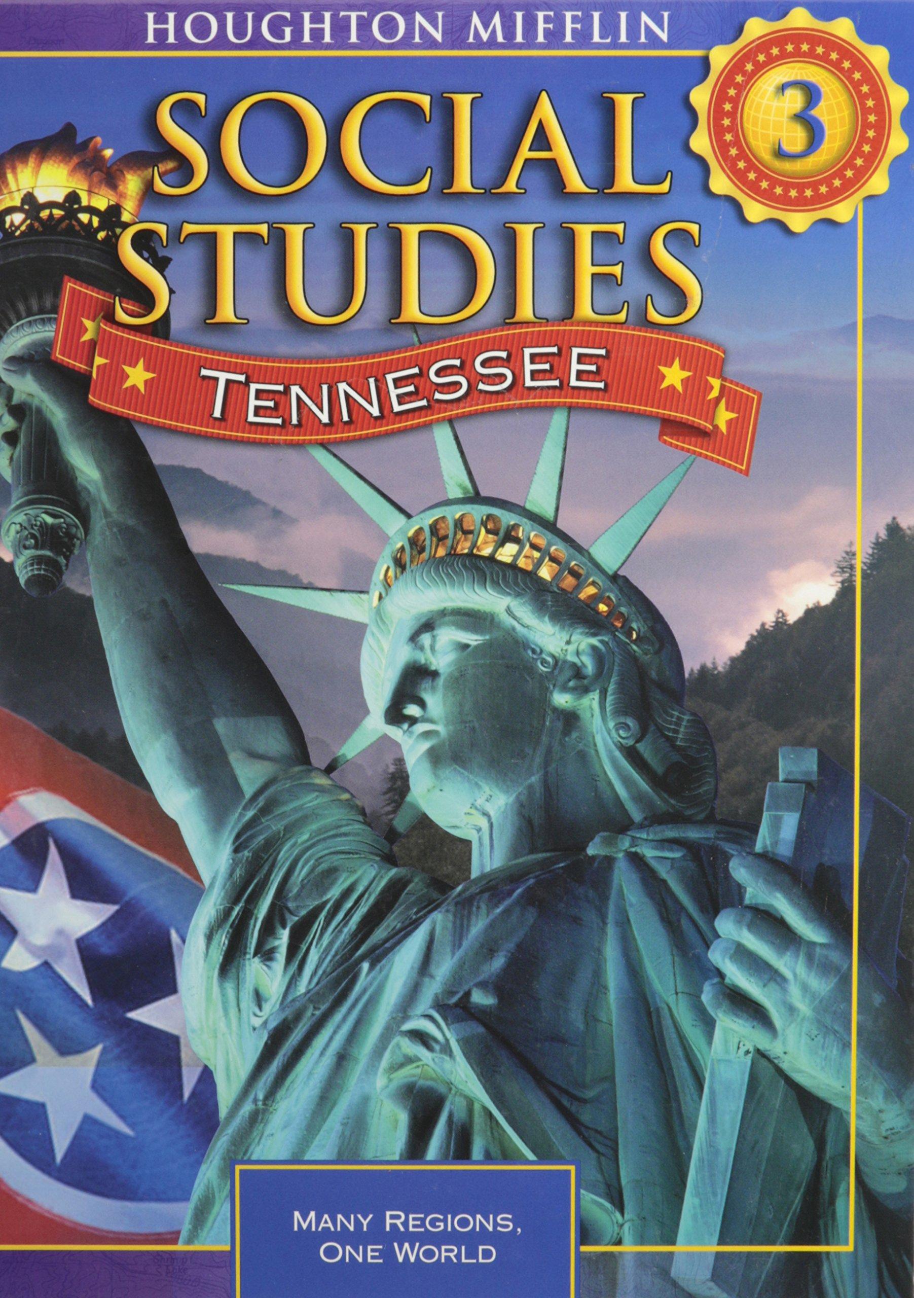 Houghton Mifflin Social Studies: Student Edition, Level 3 2009 PDF