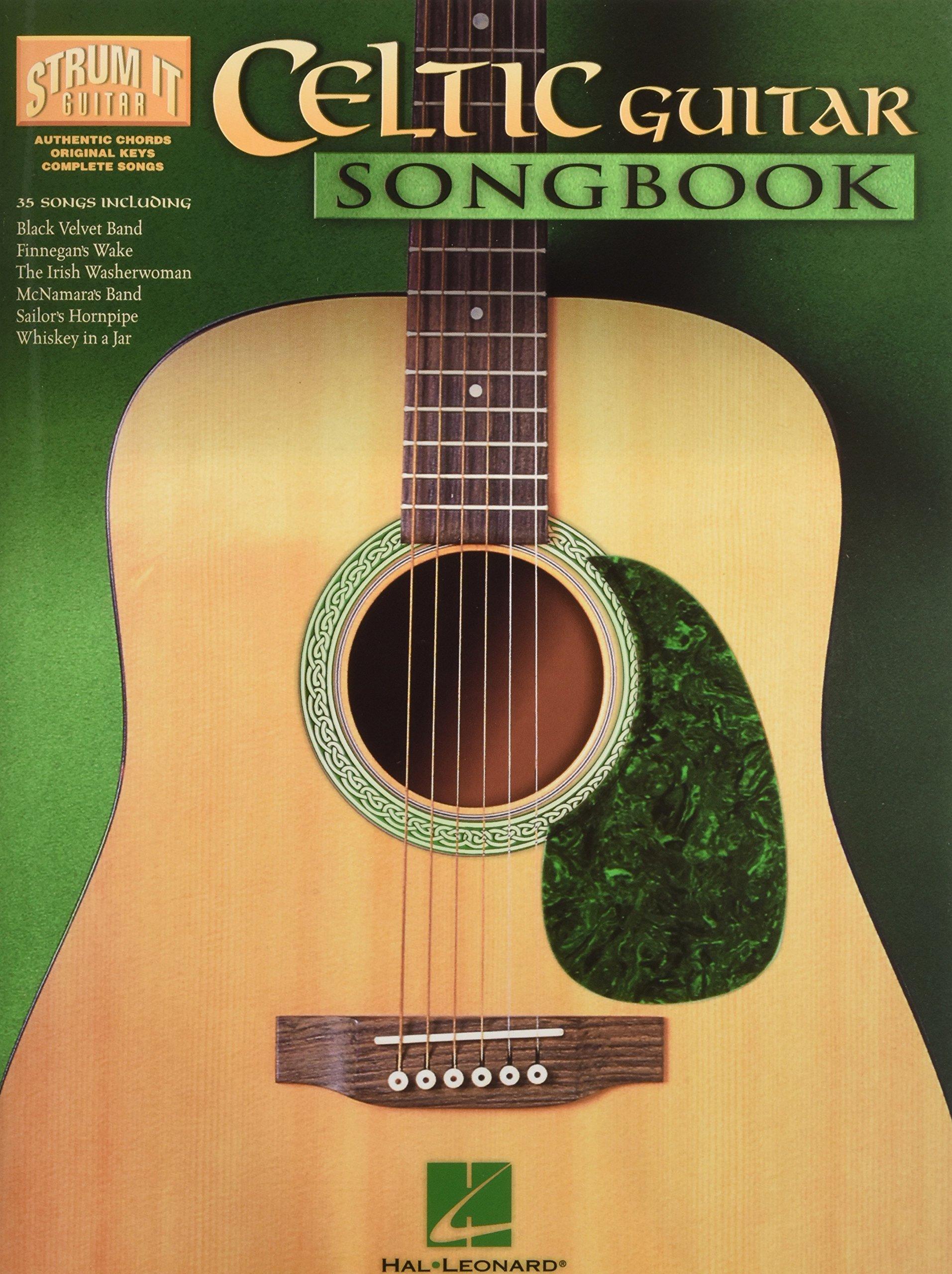 Amazon Celtic Guitar Songbook Strum It Guitar 0073999992656
