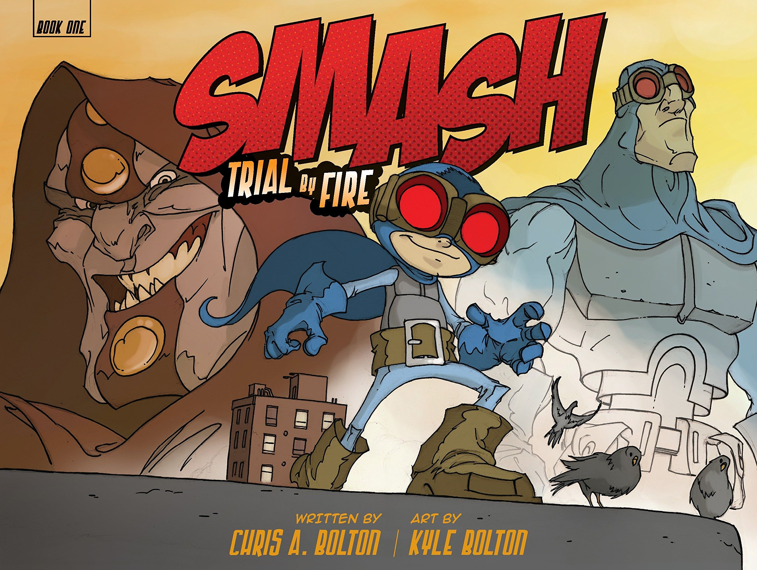 Read Online SMASH: Trial by Fire pdf