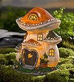 Solar Mushroom House