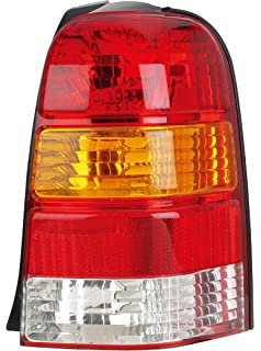 Depo 327-1401R-AS Acura TL Passenger Side Replacement Rear Side Marker Lamp Assembly