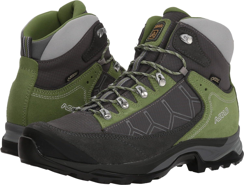 Asolo Women Falcon GV Hiking Boots B00WE371EO 10.5 B(M) US Graphite/Graphite/English Ivy