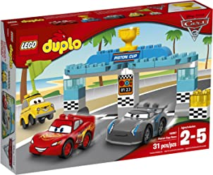 LEGO DUPLO Cars TM - Carrera de la Copa Pistón (10857)