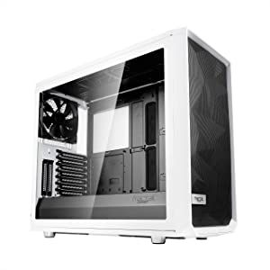 Fractal Design Meshify S2 White Tempered Glass