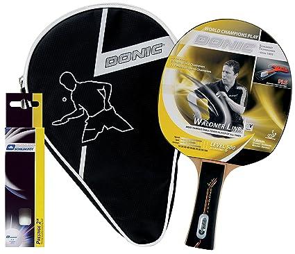 Donic Schildkrot Waldner 500 x 22,0 5,0 cm - Kit de Ping Pong