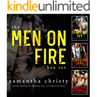 The Men On Fire: A Complete Romance Series (3-Book Box Set)