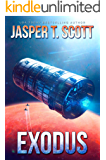 Exodus: Book 3 of the New Frontiers Series (A Dark Space Tie-In) (English Edition)