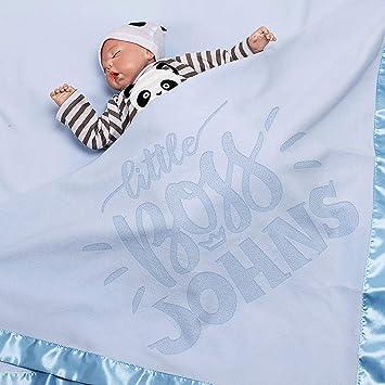 Regalos Bebe Personalizados Amazon.Amazon Com Mantas Personalizadas Para Bebe Recien Nacido