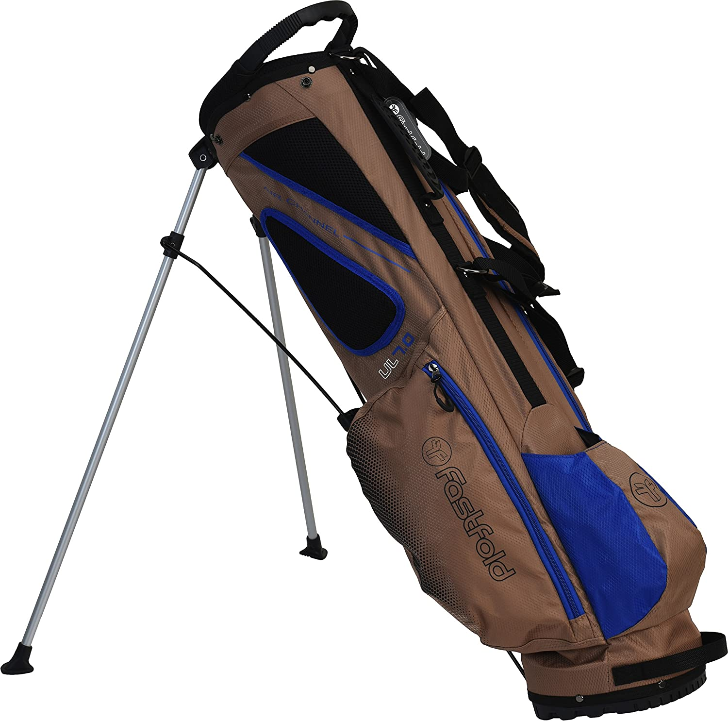 Fast Fold 7 Pulgadas Palos de Golf, Color Grey/Purple ...