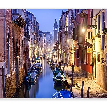 Murando Photo Wallpaper 350x256 Cm Non Woven Premium Art Print Fleece Wall Mural Decoration Poster Picture Design Modern Venice Italy Landscape
