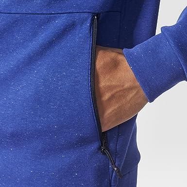adidas Men's Id Stadium Fz Sweatshirt: Amazon.co.uk: Clothing