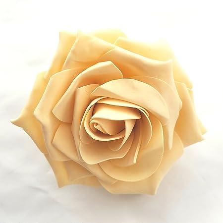 Yellow Open Rose Artificial Hair Flower Clip Buttonhole Corsage by Fabulous Fascinators K8gc5