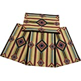 Chief Blanket Southwestern Jacquard Place-mats, set of 4, 13x19 inches