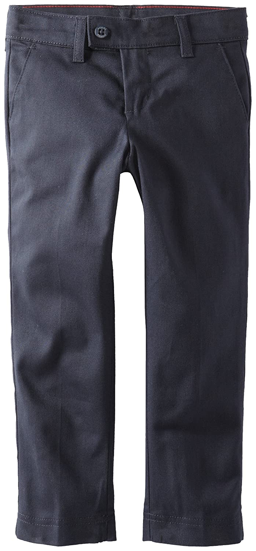 Dickies Girls' Uniform Stretch Slim Straight Pant KP3319