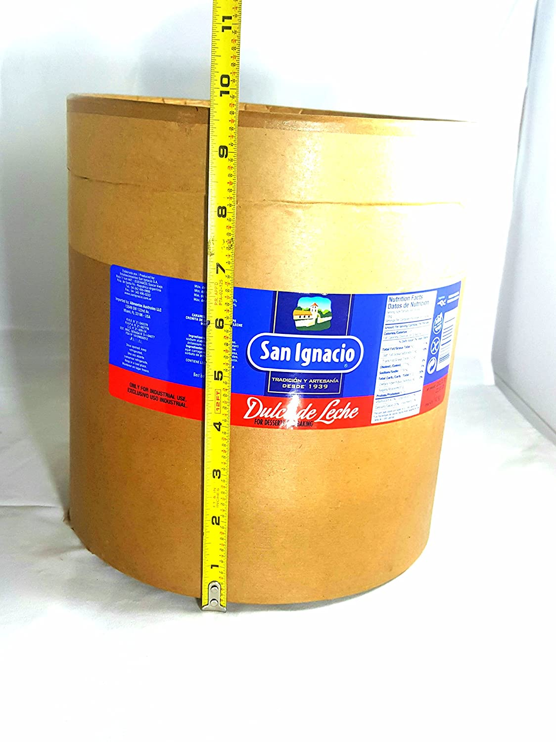 Amazon.com : Dulce de Leche Repostero 10 Kilo Grams : Grocery & Gourmet Food
