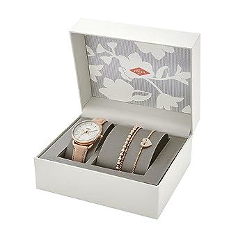 Damenuhren 2017 fossil  Fossil Damen-Uhren ES4021SET: Amazon.de: Uhren