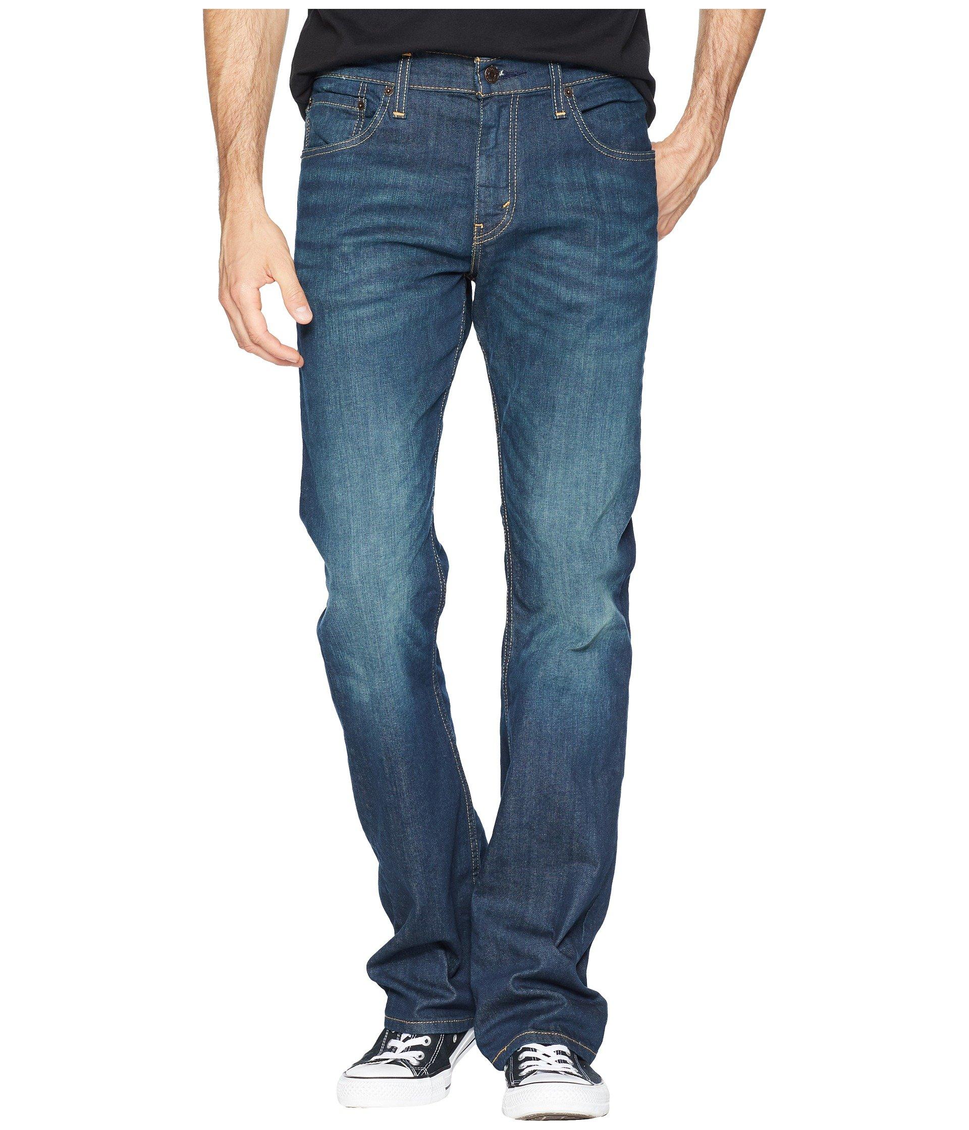 Levi's Men's 527 Slim Bootcut Fit Jean, Midnight/Stretch, 29W x 30L
