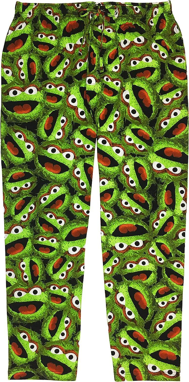 Sesame Street Men's Sleep Lounge Pajama Pants