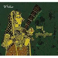 Festivals of Love-Teej and Gangaur: Rajasthani Songs Music CD single Indian Songs Indian Folk Music