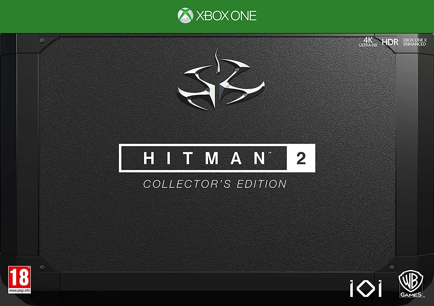 hitman 2 collectors edition xbox one