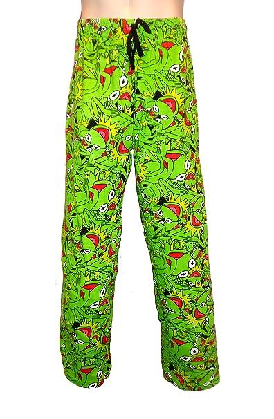 Disney - Pantalón - Animal Print - para Hombre Verde Verde